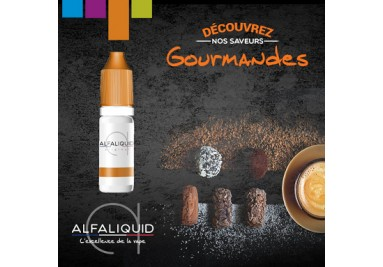 alfaliquid saveur gourmande